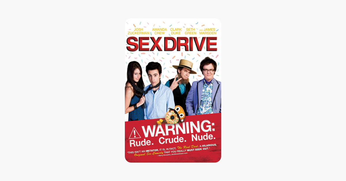 Girl donut shop sex drive movie
