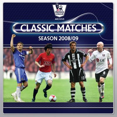 Classic Matches 2008/09 - Premier League