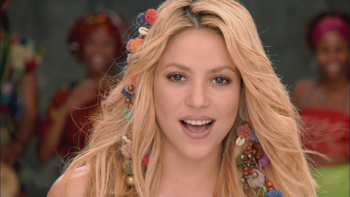 Shakira Waka Waka (This Time for Africa) [English Version] [The Official 2010 FIFA World Cup (TM) Song] [feat. Freshlyground] music review