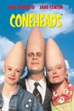 Capa do filme Coneheads (Legendado)
