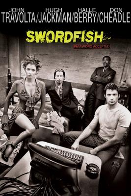 Dominic Sena - Swordfish  artwork