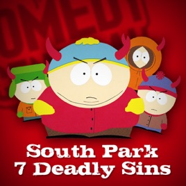 ‎South Park, 7 Deadly Sins