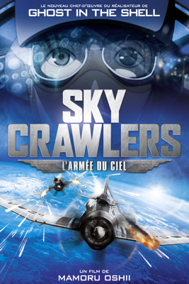 Mamoru Oshii - Sky Crawlers illustration
