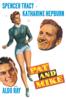 George Cukor - Pat and Mike  artwork
