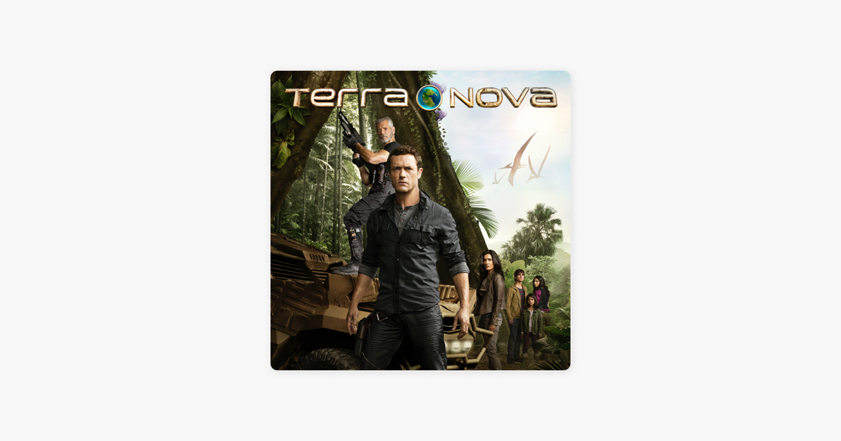 Terra Nova Staffel 1 Bei Itunes