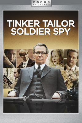 Tomas Alfredson - Tinker Tailor Soldier Spy  artwork