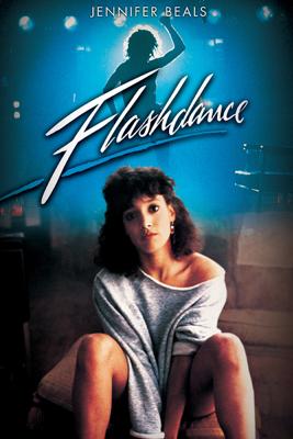Adrian Lyne - Flashdance illustration
