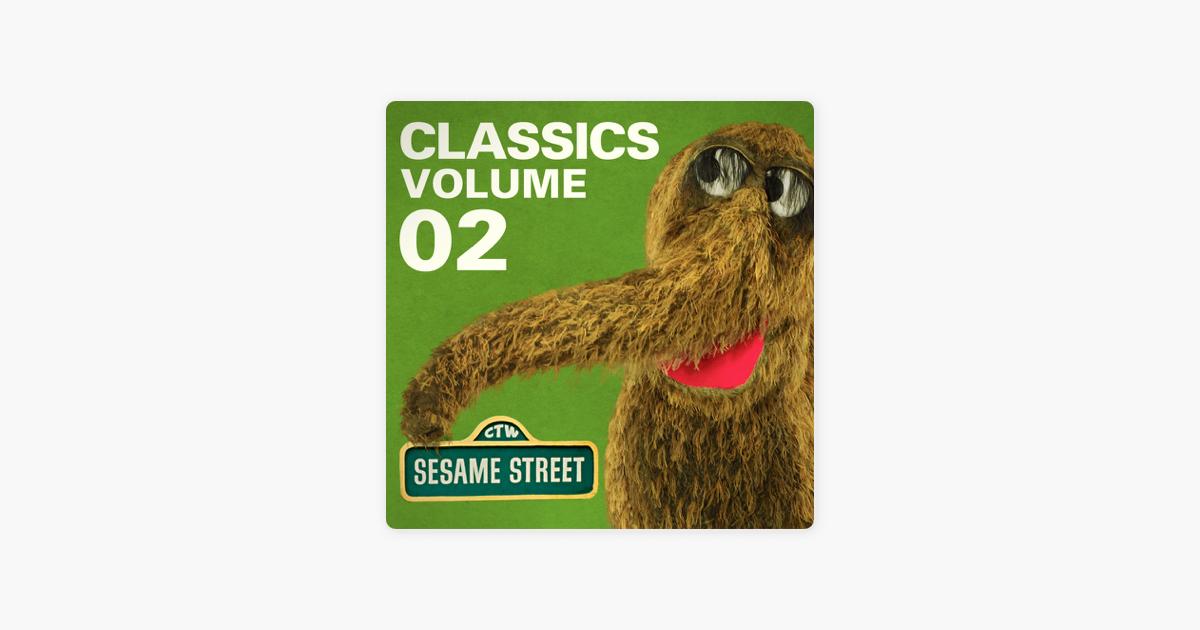 Sesame Street Classics, Vol  2