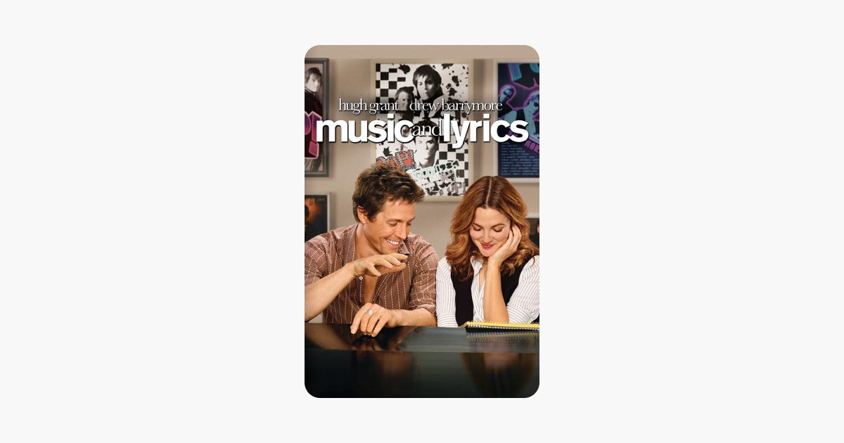 Music and Lyrics on iTunes