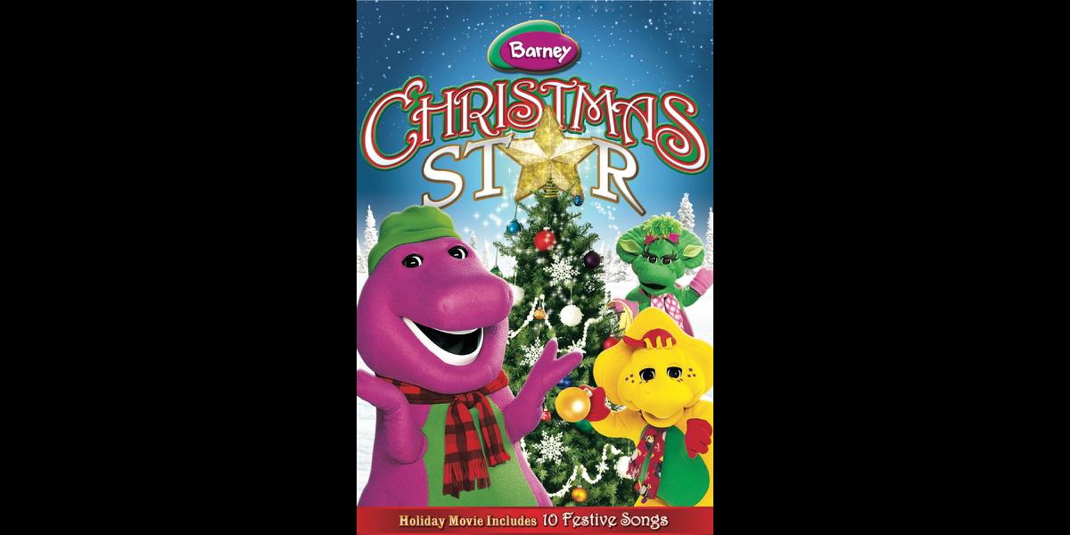 barney christmas star on itunes - Barney Christmas Movie