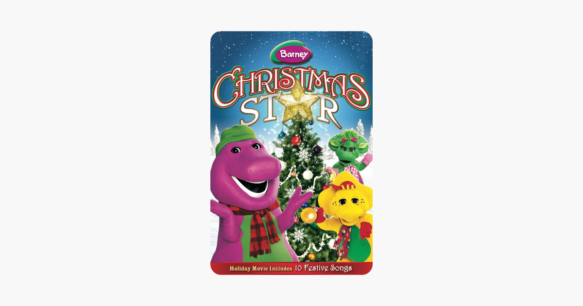 Barney: Christmas Star on iTunes