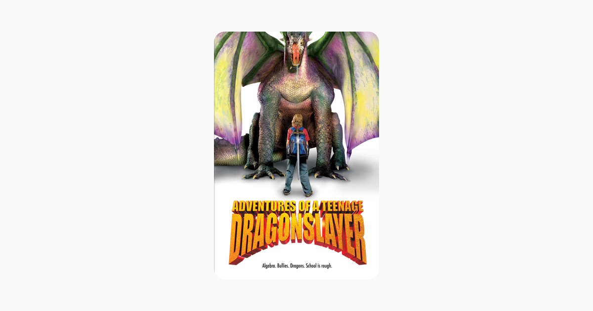 Adventures Of A Teenage Dragonslayer On Itunes