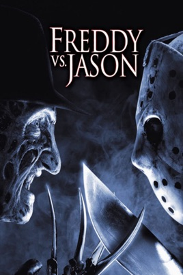 Poster of Freddy vs. Jason 2003 Full Hindi Dual Audio Movie Download BluRay 720p