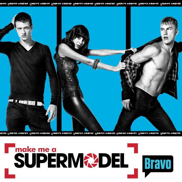 Watch Make Me a Supermodel Episodes on Bravo | Season 2 (2009) | TV ...