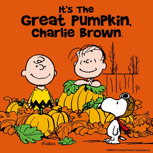 Its the great pumpkin charlie brown on itunes voltagebd Image collections