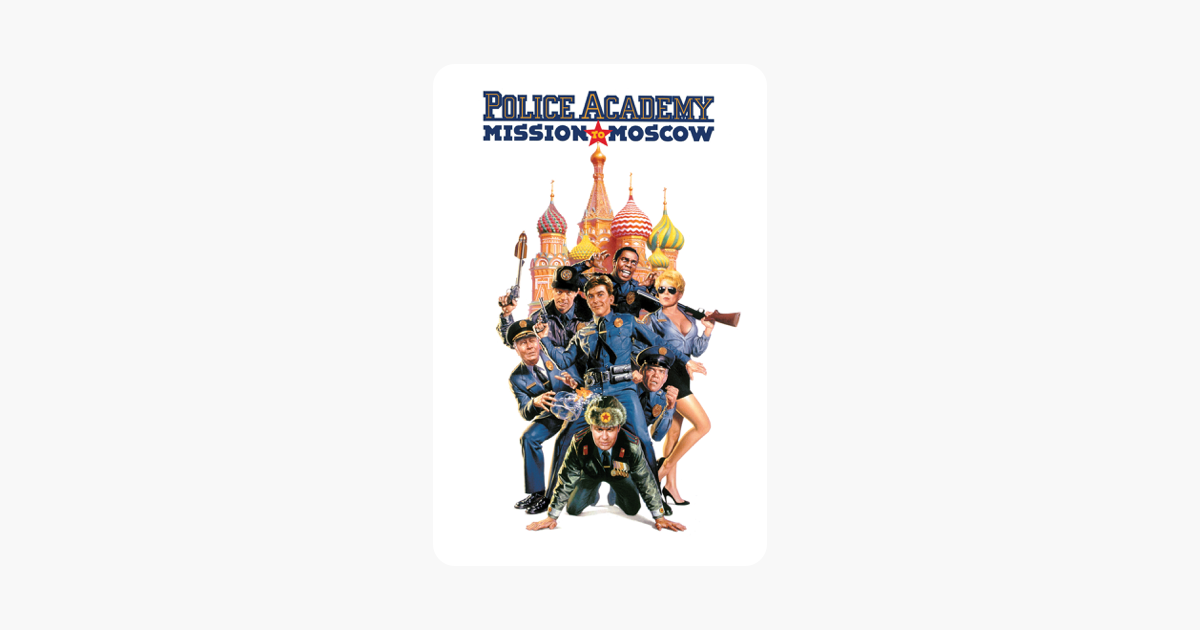 Police Academy: Mission to Moscow on iTunes
