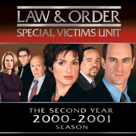 Law Order Special Victims Unit Season 2
