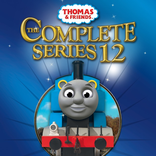 thomas friends series 12 on itunes