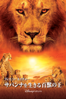 キース・スコーリー & アラステア・フォザーギル - ディズニーネイチャー/サバンナを生きる百獣の王 (吹替版) artwork