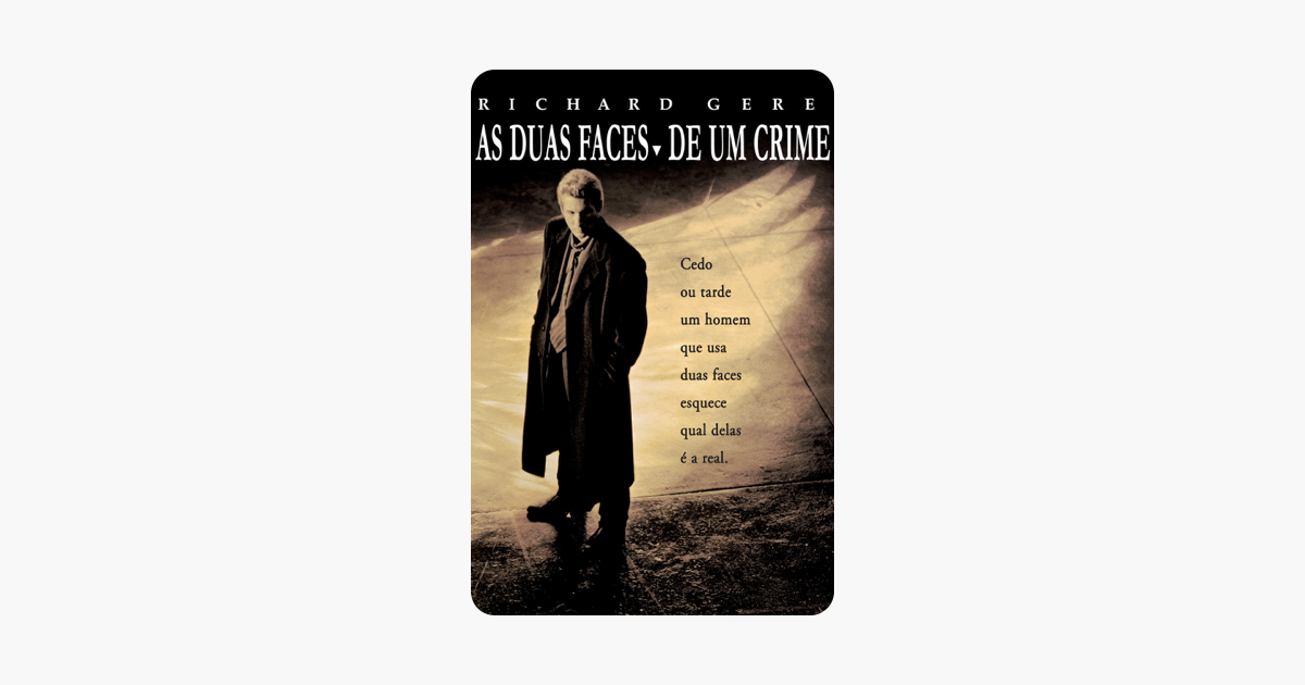 FACES DUBLADO DE CRIME O DUAS BAIXAR FILME UM AS