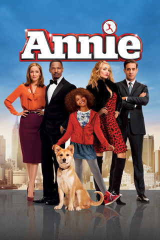 Image result for annie 2014