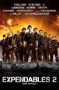 Affiche du film Expendables 2 : unité spéciale