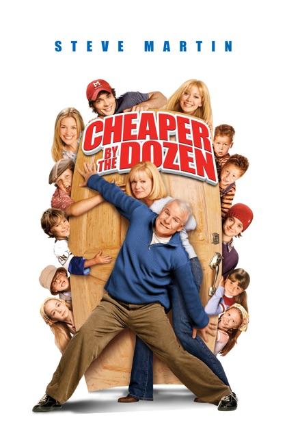Cheaper By the Dozen (2003) on iTunes