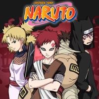 Naruto Uncut, Season 1, Vol. 3