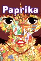 Satoshi Kon - Paprika artwork