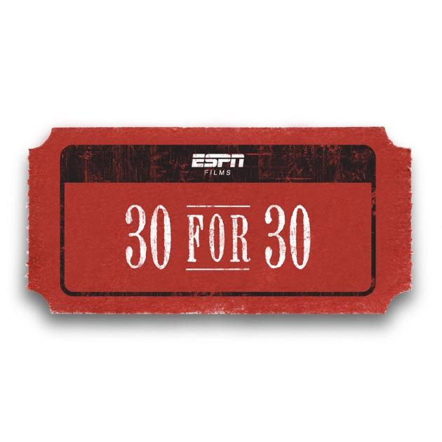 espn films 30 for 30 vol 2 on itunes. Black Bedroom Furniture Sets. Home Design Ideas