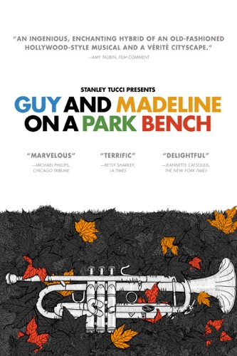 Guy & Madeline On a Park Bench poster