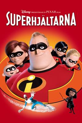 Pixar - Superhjältarna bild