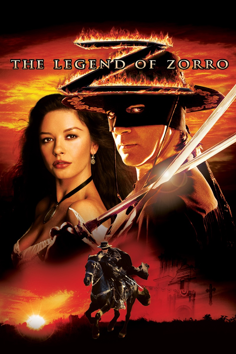 Legend Of Zorro Cast