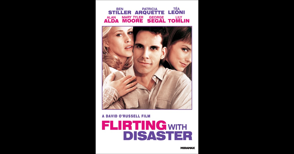 flirting with disaster film Flirting with disaster (1996) is a movie genre romance produced by miramax films was released in united states of america on 1996-03-22 with director david.