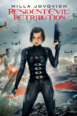 Paul W.S. Anderson - Resident Evil: Retribution bild
