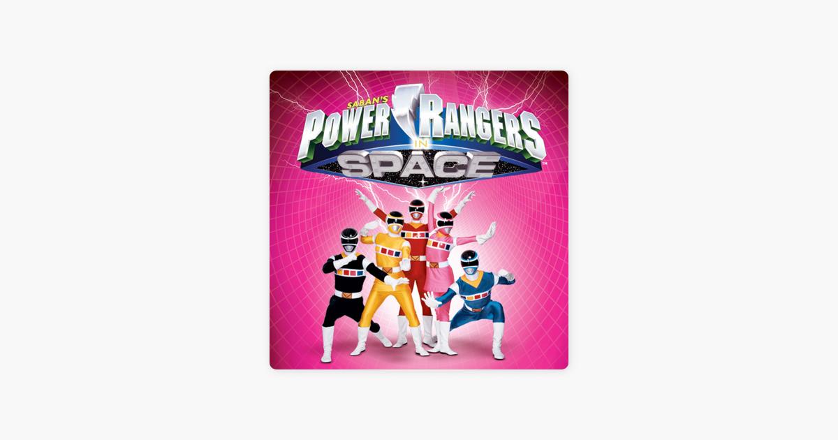 Power Rangers: In Space