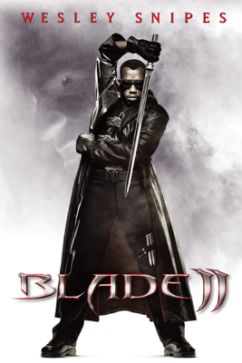 Guillermo del Toro - Blade II  artwork