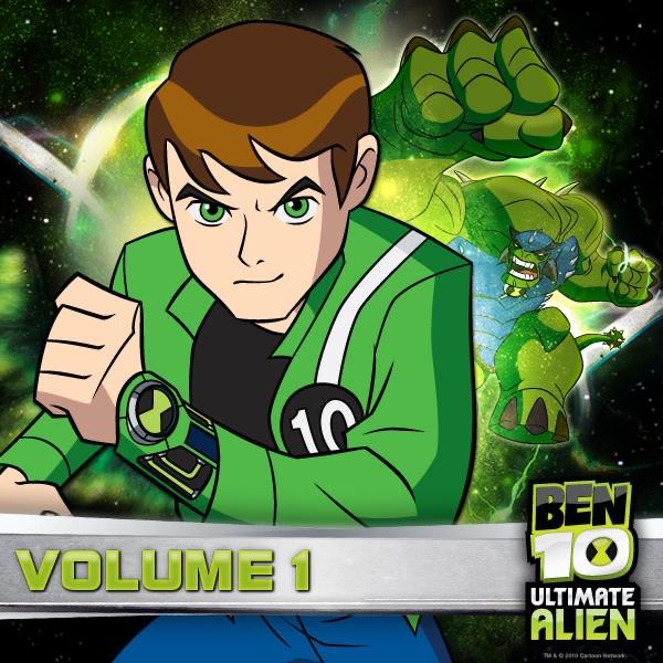 Ben 10 Ultimate Alien Classic Vol 1 On ITunes