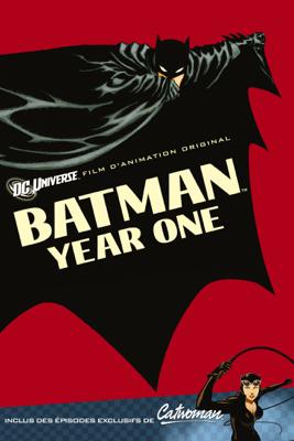 Sam Liu & Lauren Montgomery - Batman Year One illustration