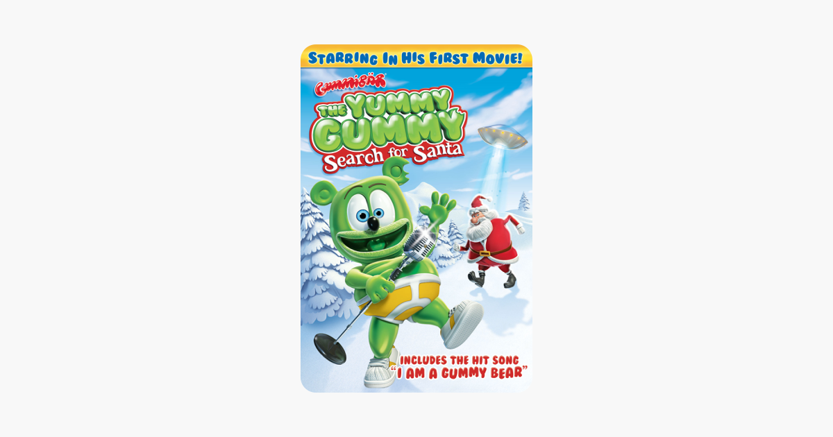 The Yummy Gummy Search For Santa: The Movie on iTunes