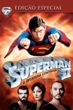 Capa do filme Superman II