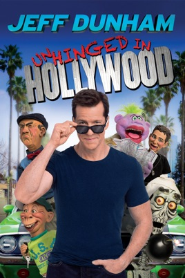 jeff dunham unhinged in hollywood on itunes rh itunes apple com