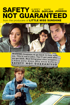 Safety Not Guaranteed HD Download
