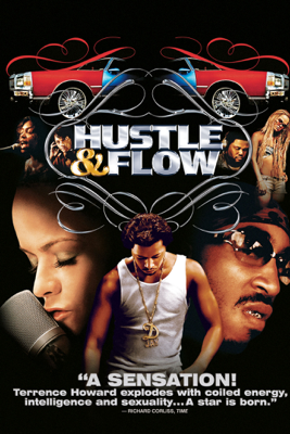 Craig Brewer - Hustle & Flow illustration