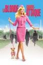 Affiche du film La blonde contre-attaque