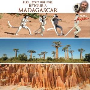 Antoine, Iles...était une fois : Retour à Madagascar - Episode 1