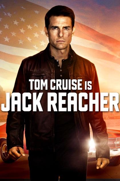 Jack Reacher On Itunes