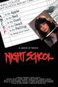 Affiche du film Les yeux de la terreur (Night School)