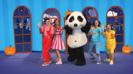 Halloween - Panda e os Caricas