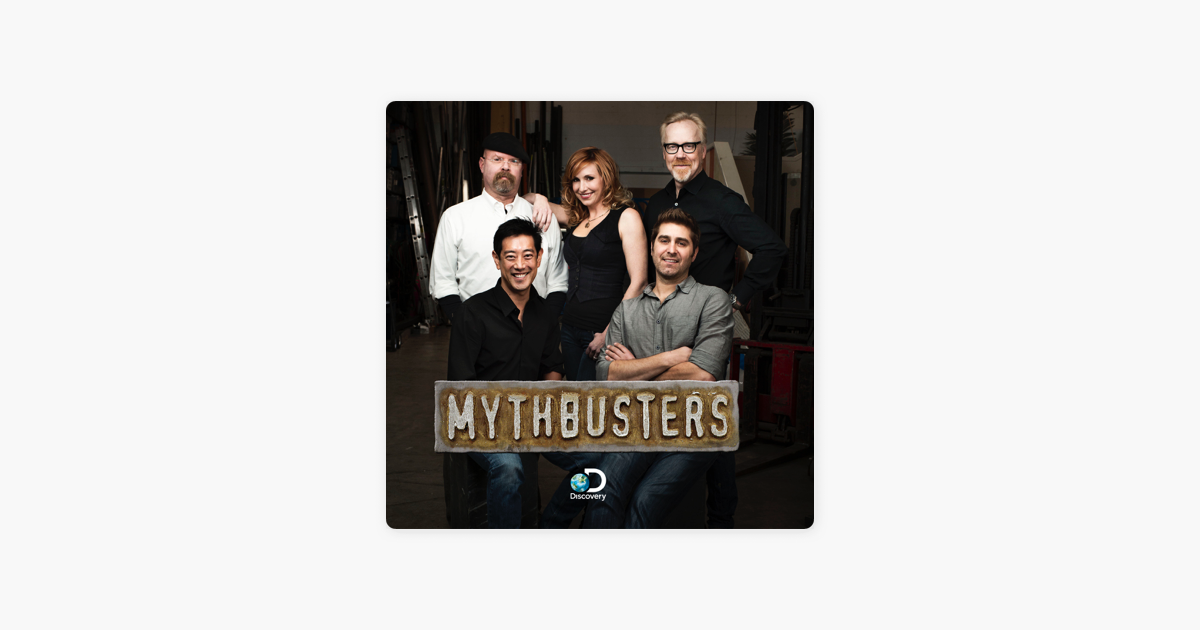 Mythbusters Season 14 On Itunes